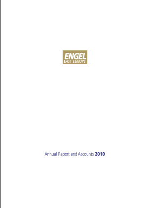 Kimberly Enterprises NV annual report 2010