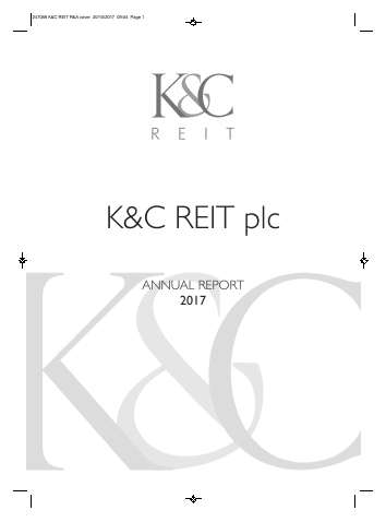 KCR Residential Reit annual report 2017
