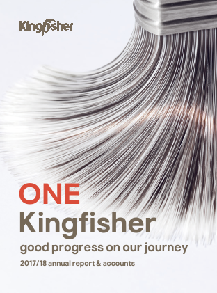 Kingfisher annual report 2017