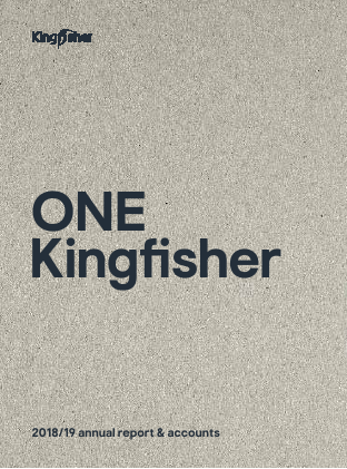 Kingfisher annual report 2018