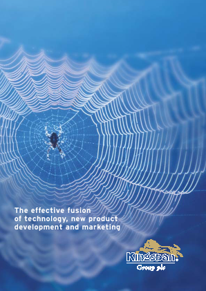 Kingspan Group annual report 2001