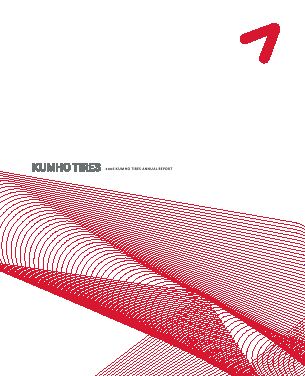 Kumho Tire Company Inc annual report 2006