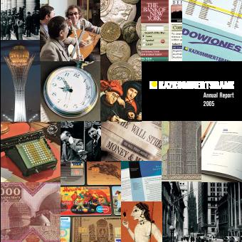Kazkommertsbank JSC annual report 2005