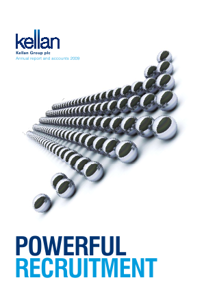 Kellan Group Plc annual report 2009