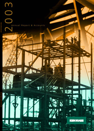 Kenmare Resources annual report 2003