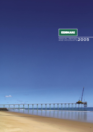 Kenmare Resources annual report 2005