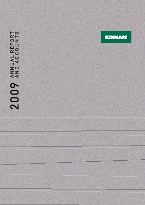 Kenmare Resources annual report 2009