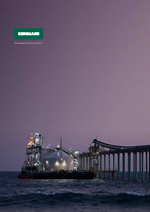 Kenmare Resources annual report 2011