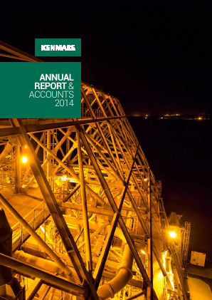 Kenmare Resources annual report 2014