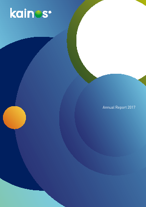 Kainos Group annual report 2017