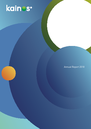 Kainos Group annual report 2018