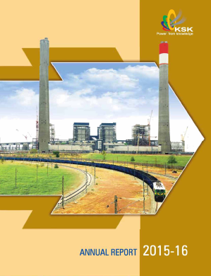 Ksk Power Ventur Plc annual report 2016
