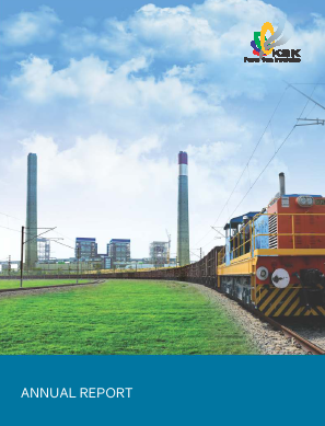 Ksk Power Ventur Plc annual report 2017