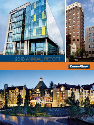 Kennedy Wilson Europe Real Estate Plc annual report 2013