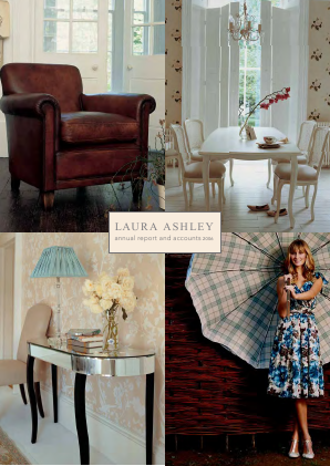 Laura Ashley Holdings annual report 2006