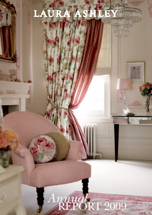 Laura Ashley Holdings annual report 2009