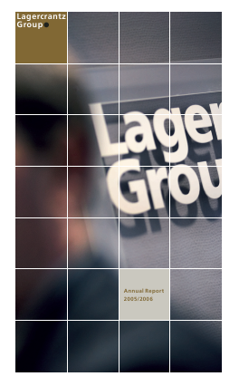 Lagercrantz Group annual report 2006