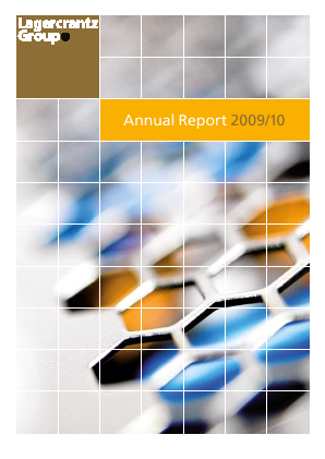 Lagercrantz Group annual report 2010