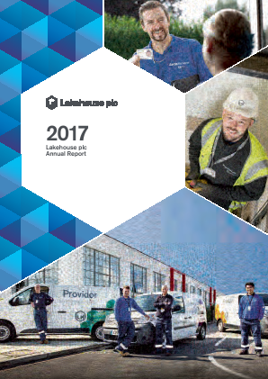 Lakehouse Plc annual report 2017