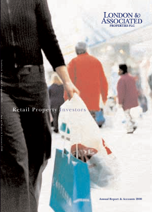 London & Associated Properties annual report 2000