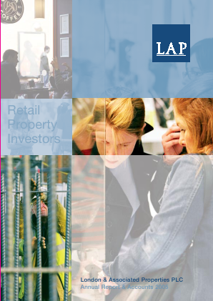 London & Associated Properties annual report 2005