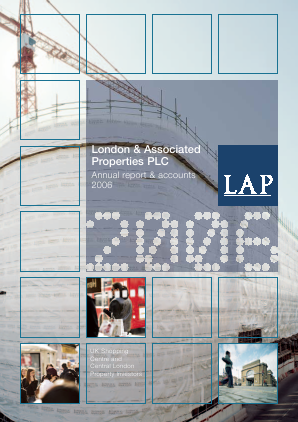 London & Associated Properties annual report 2006