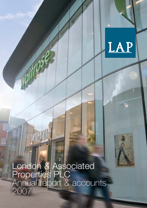 London & Associated Properties annual report 2007