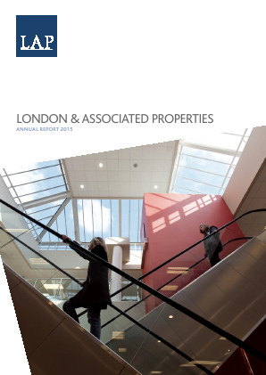 London & Associated Properties annual report 2015