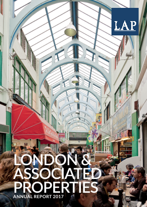 London & Associated Properties annual report 2017