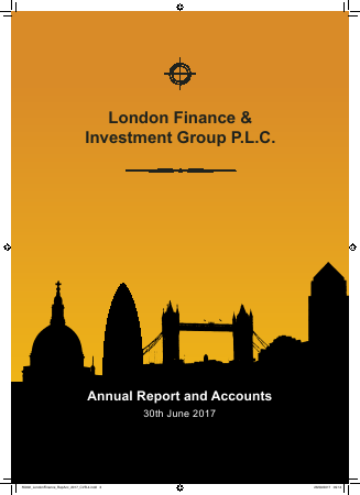 London Finance & Investment Group annual report 2017