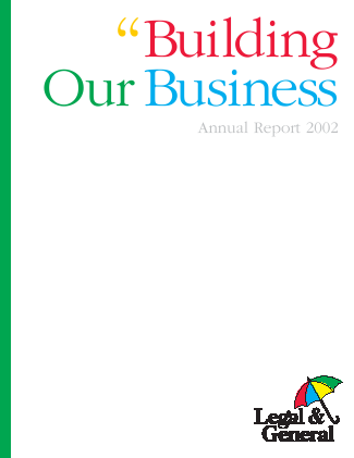 Legal & General Group annual report 2002