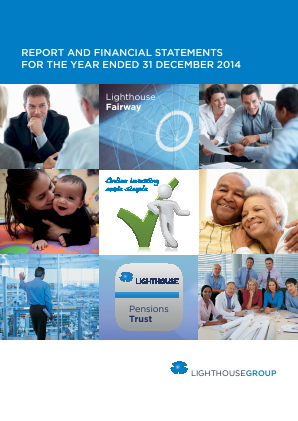 Lighthouse Group Plc annual report 2014