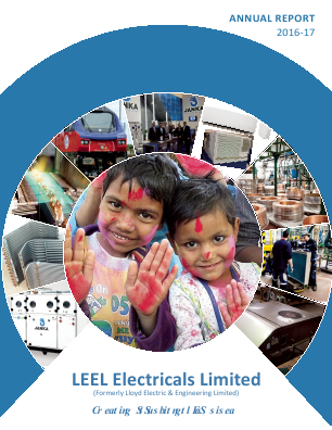 Lloyd Electric & Engineering annual report 2017