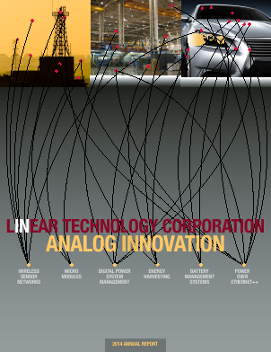 Linear Technology Corporation annual report 2014