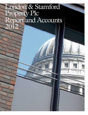 Londonmetric Property Plc annual report 2012