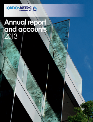 Londonmetric Property Plc annual report 2013