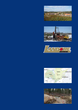 Landore Resources Plc annual report 2009