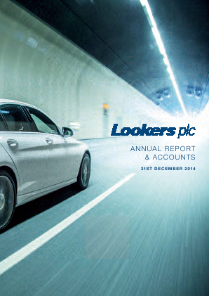 Lookers annual report 2014