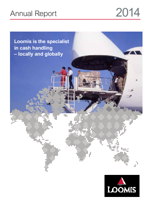Loomis annual report 2014