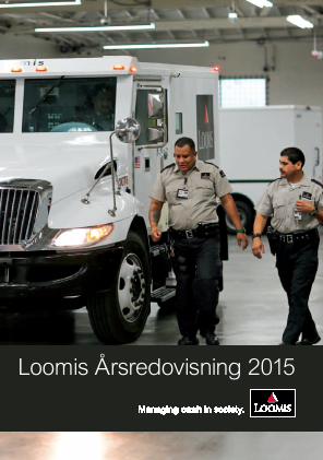 Loomis annual report 2015