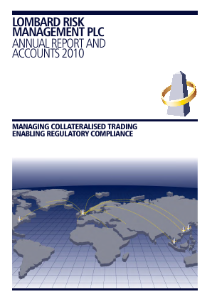 Lombard Risk Management annual report 2010
