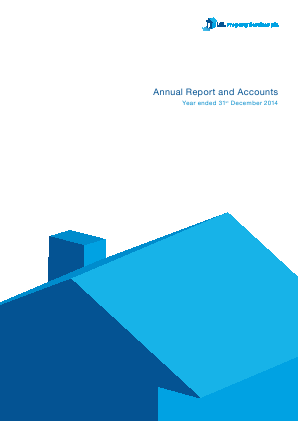 LSL Property Services Plc annual report 2014