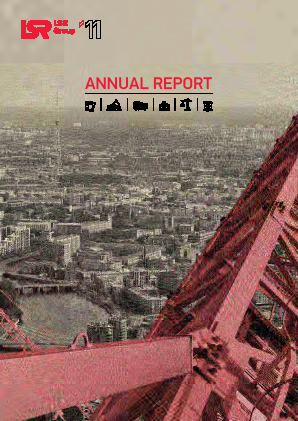 LSR Group PJSC annual report 2011