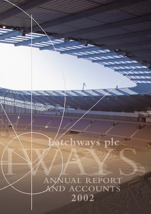 Latchways annual report 2002