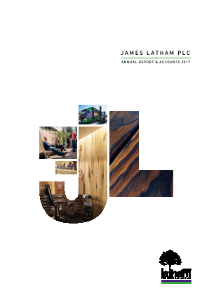 Latham(James) annual report 2017