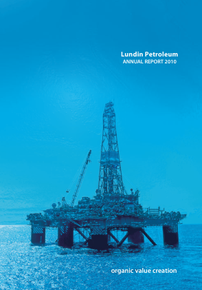 Lundin Petroleum annual report 2010