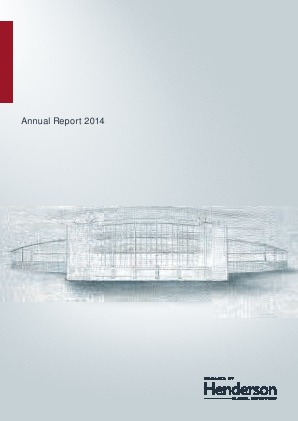 Lowland Investment Co annual report 2014