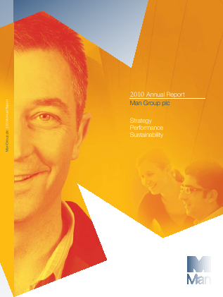 Man Group Plc annual report 2010