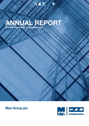 Man Group Plc annual report 2013