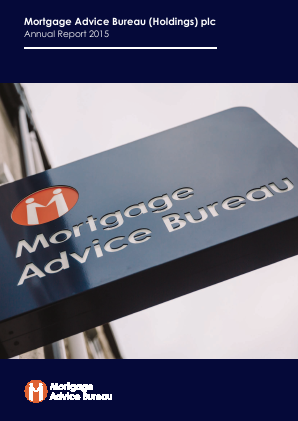 Mortgage Advice Bureau (Holdings) annual report 2015